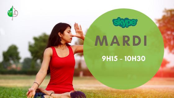 Yoga du Mardi
