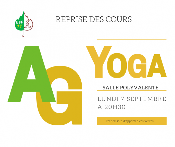 Ag yoga 1