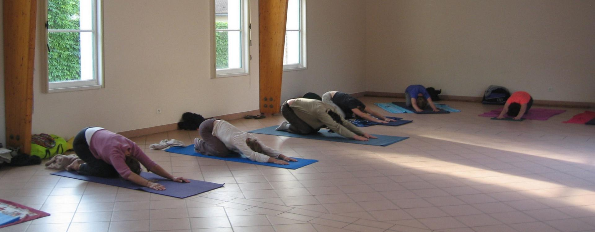 Entente Sportive de la Forêt - section YOGA